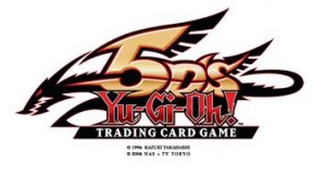 Yu-Gi-Oh 5D Trading Card Game Logo
