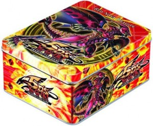 Yu-Gi-Oh Card Game 2010 Red Nova Dragon Tin