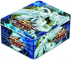 Yu-Gi-Oh Cards 2010 Shooting Star Dragon Tin