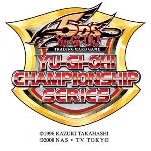 Yu-Gi-Oh Championship Series YCS Logo