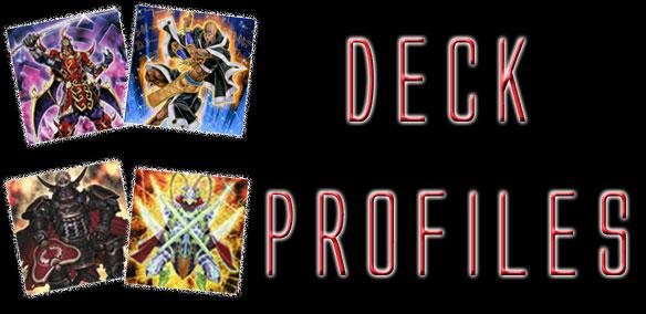 Deck Profiles