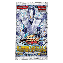 Hidden Arsernal 4 Trishula Triumph HA04 YuGiOh 5D Card Game