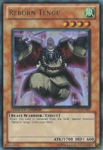 YuGiOh Card Game Reborn Tengu Extreme Victory