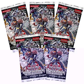 Battle Pack Epic Dawn YuGiOh Card Game