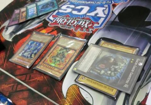 Simon He Yu Gi Oh Trading Card Game
