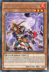 Brotherhood of the Fire Fist Rooster YuGiOh Card Game