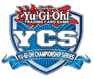 YuGiOh Championship Series YCS Card Game Logo
