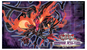 shadow specters yugioh card mat